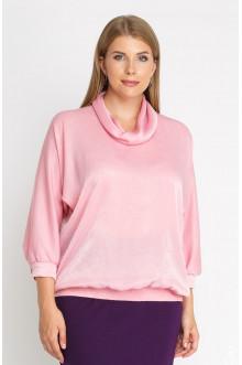 "Блуза ""Лина"" 4160 (Розовый)"