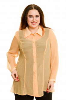 Рубашка 660 Luxury Plus (Бежевый)