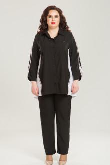 Рубашка 826 Luxury Plus (Черный)