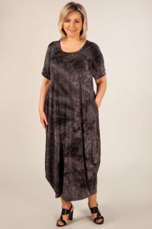 "Платье ""Лори-2"" Милада (Темно-серый)"